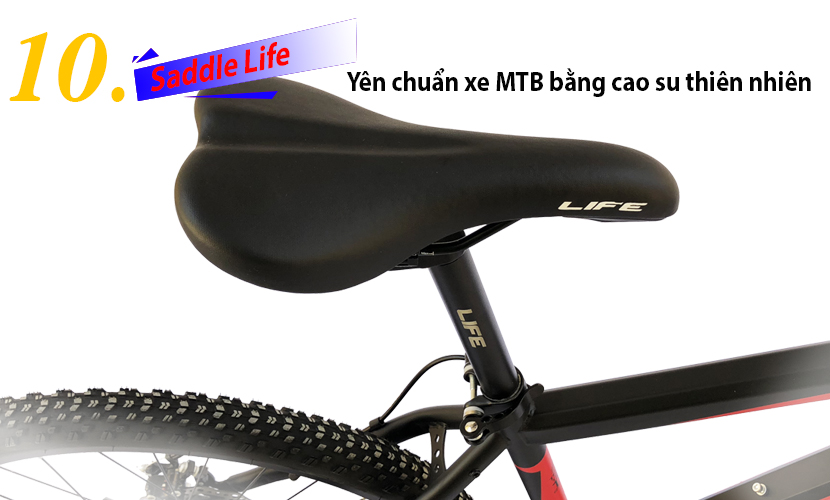 Yên xe Life LCK26