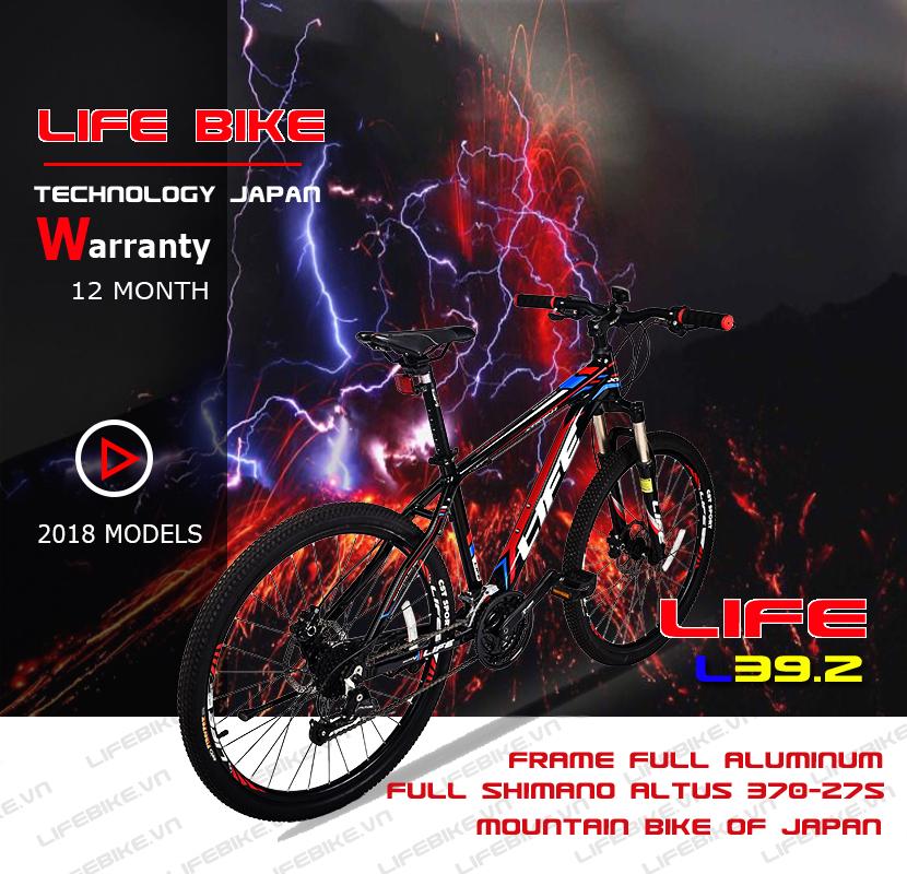 Life L39.2 công nghệ Nhật Bản