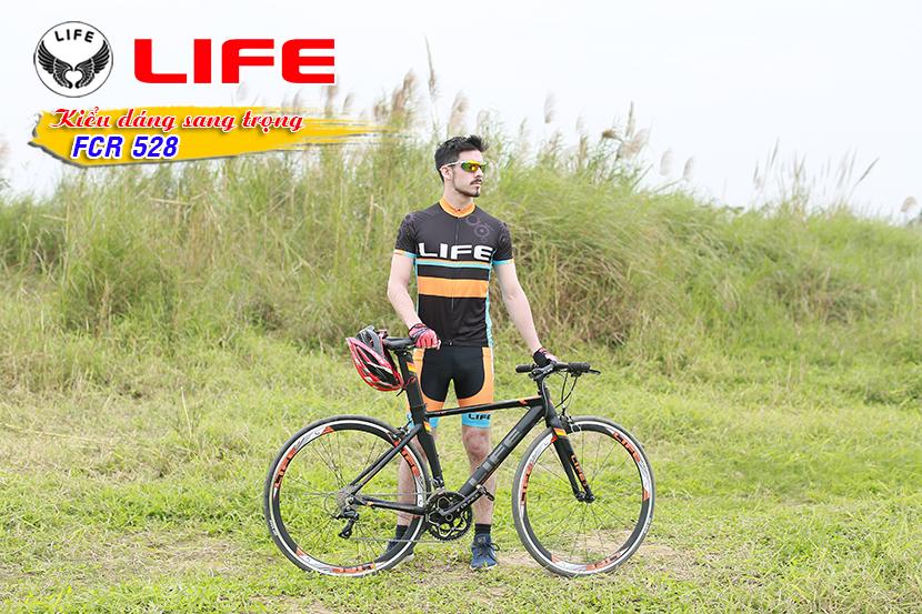 Life FCR528 kiểu dáng sang trọng