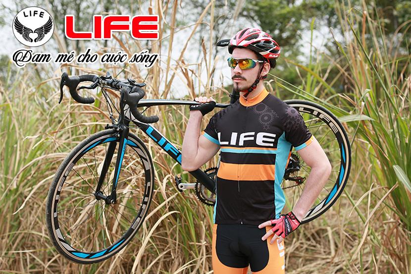 Xe đạp đua Life Super558 đam mê cho cuộc sống