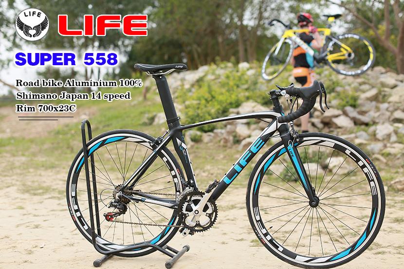 Xe đạp Life Super558