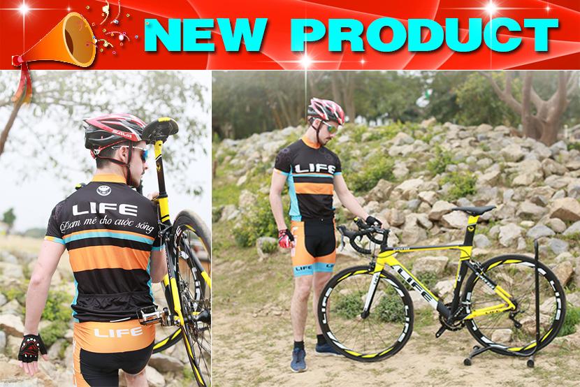Xe đạp đua Life Super568 thiết kế mới