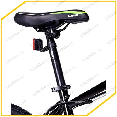 Yên xe đạp Life L26