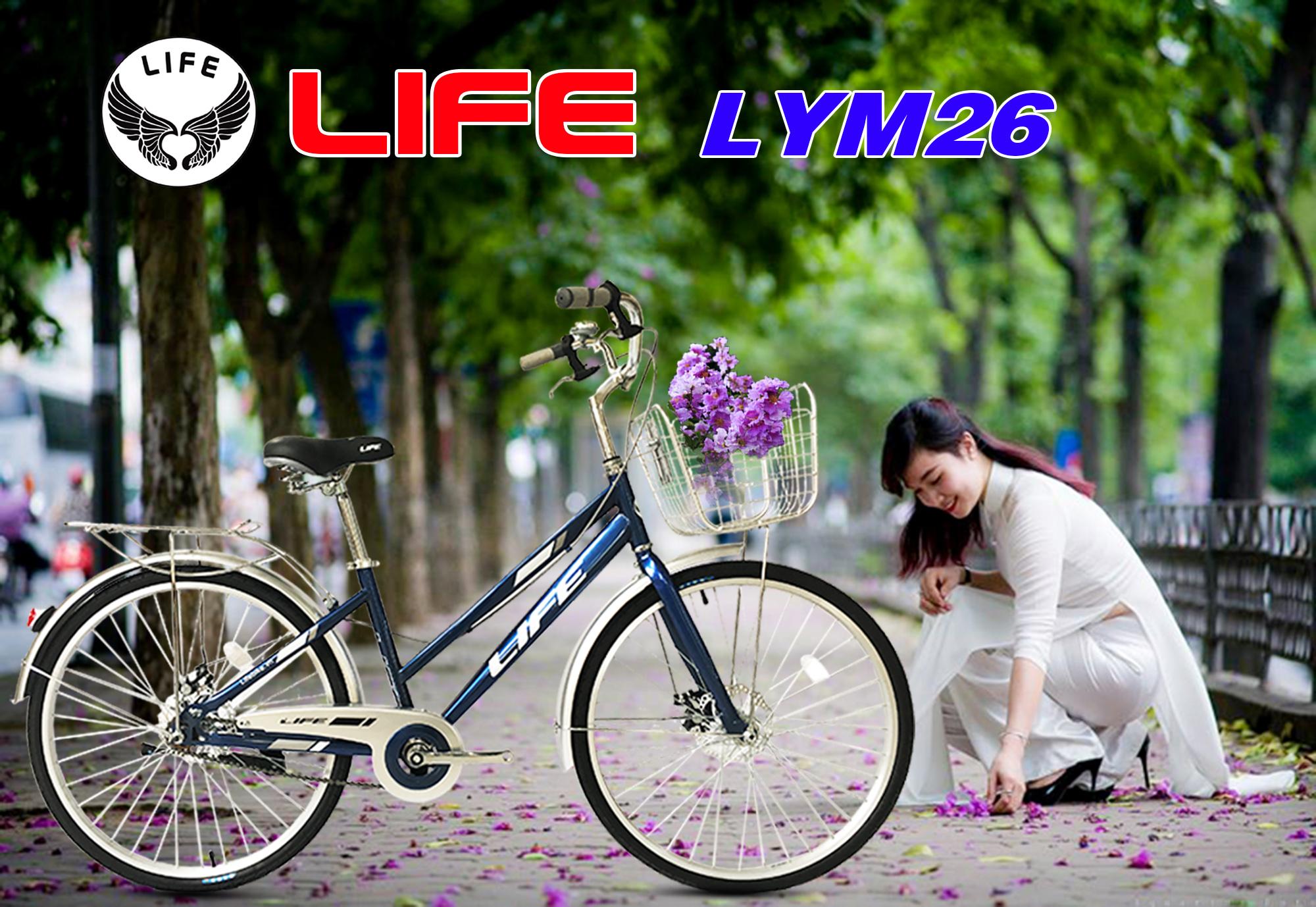 Xe đạp Life LYM26