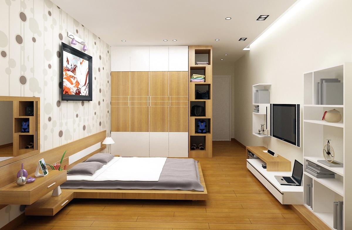 Cho thuê căn hộ 102.1m2 tòa R5