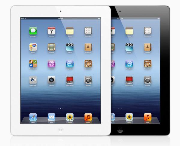 Ipad 3-32Gb Wifi + 4G (Cũ 99%) - Bảo Hành: 12 Tháng