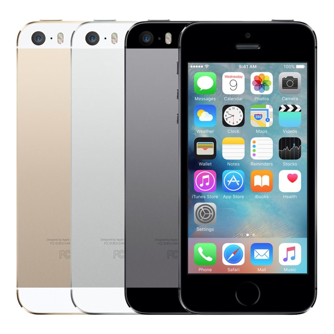 Iphone 5s-16Gb (Cũ 95-97%)