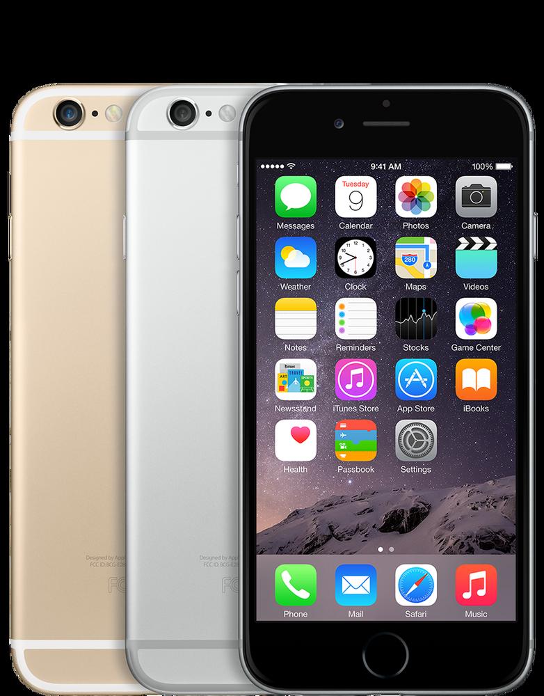 Iphone 6-16Gb (Cũ 95-97%)