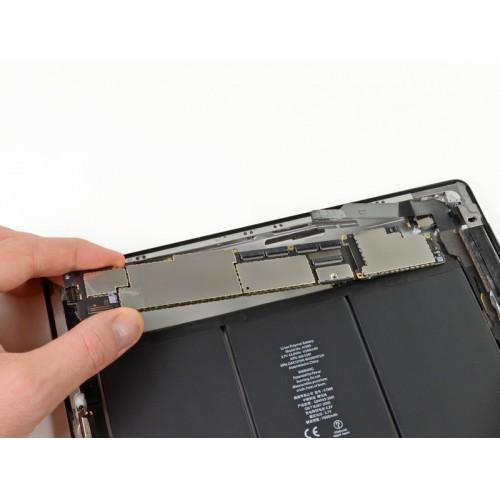 Sửa Lỗi Loa, Mic - Thay IC Audio Ipad 4