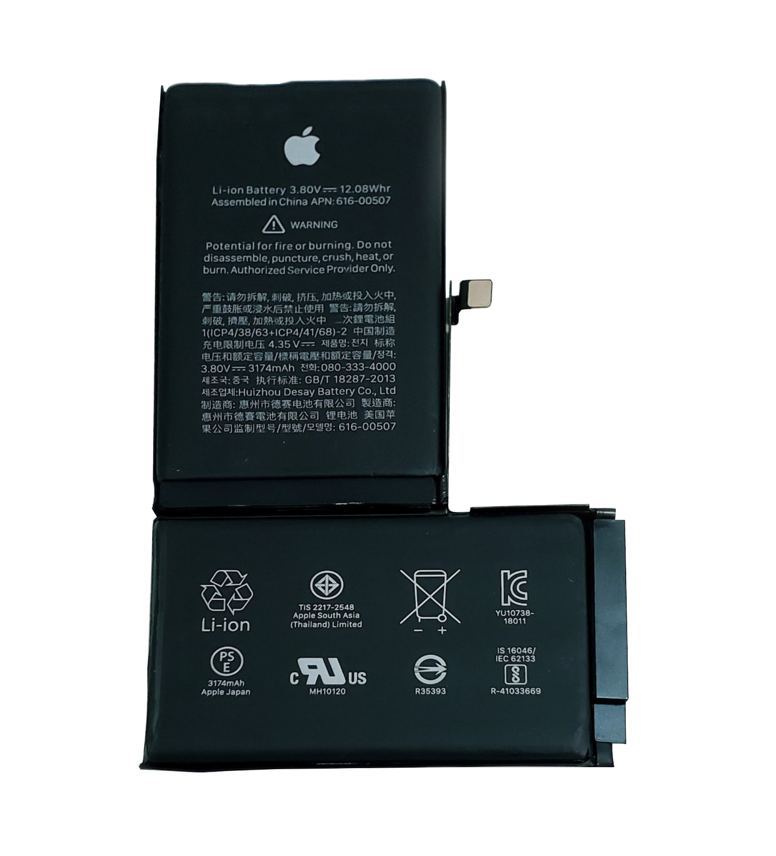 Thay Pin iPhone Xs/Xr (Zin)