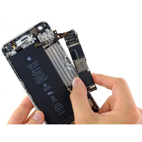 Thay IC Sạc USB Iphone 6
