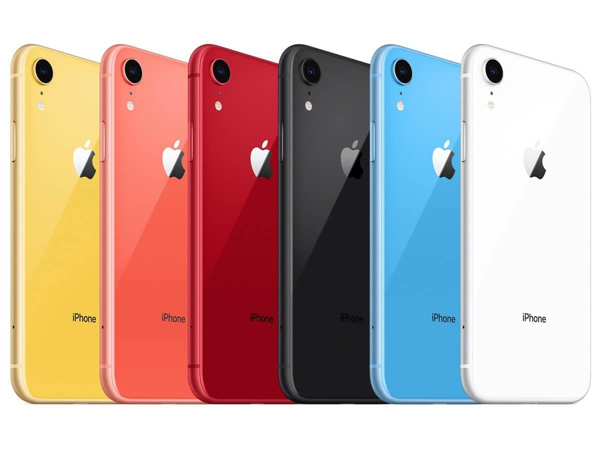 Iphone Xr-64Gb (Cũ 95-97%)