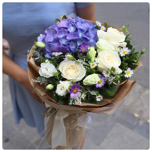 BÓ HOA SINH NHẬT - Những mẫu hoa đẹp và độc đáo nhất