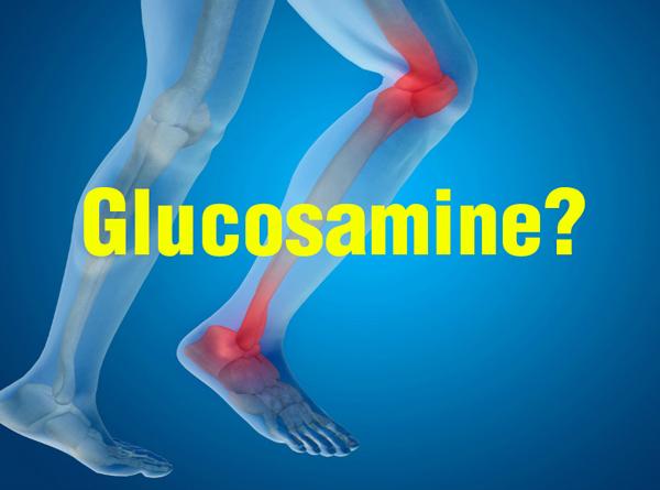 Glucosamine bổ xương khớp