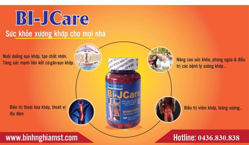Thuốc trị đau nhức xương khớp an toàn hiệu quả