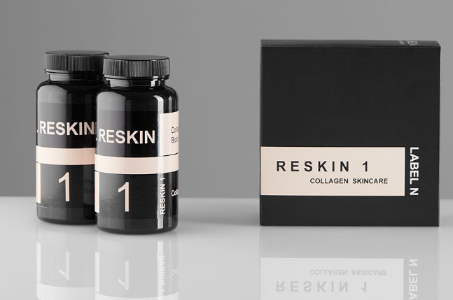 Collagen Label N - RESKIN 1