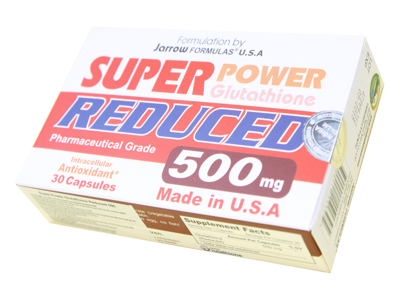 Super power glutathione