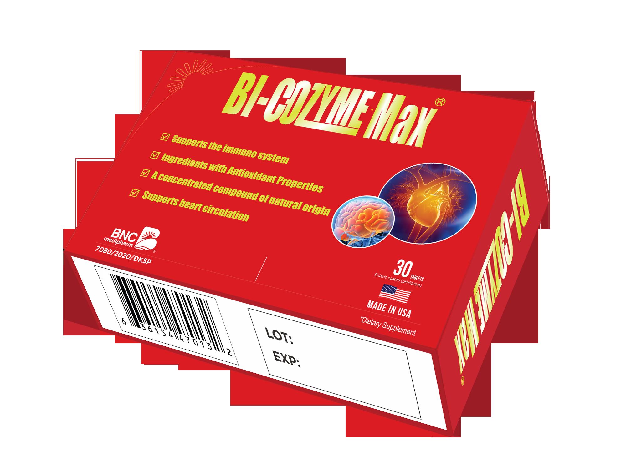 bi-cozyme max