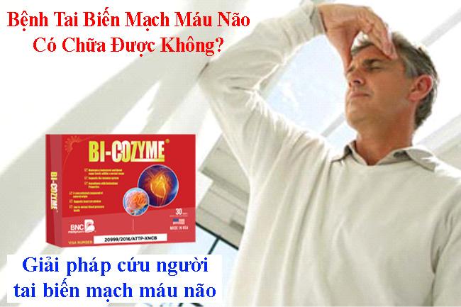 Thuốc điều trị phục hồi sau tai biến mạch máu não