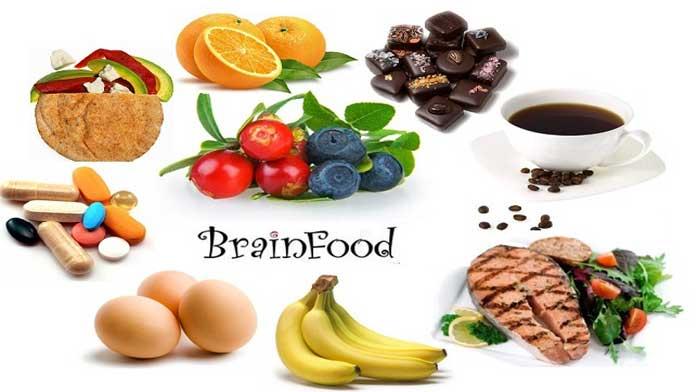 thực phẩm tốt cho não và trí nhớ