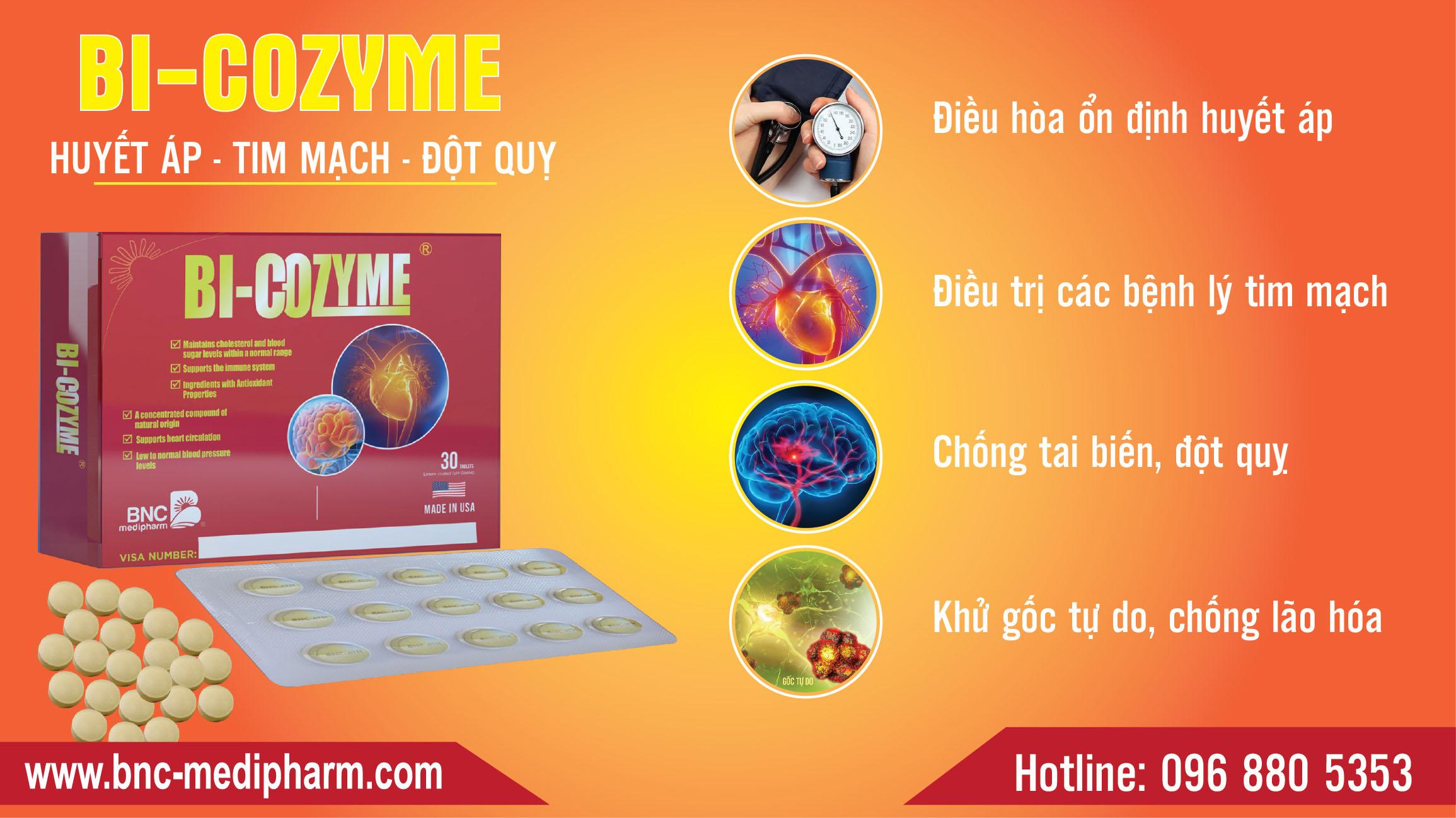 Thuốc Bi-Cozyme