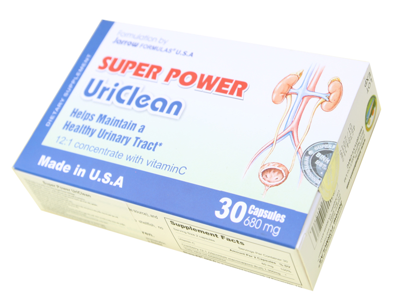 super power uriclean
