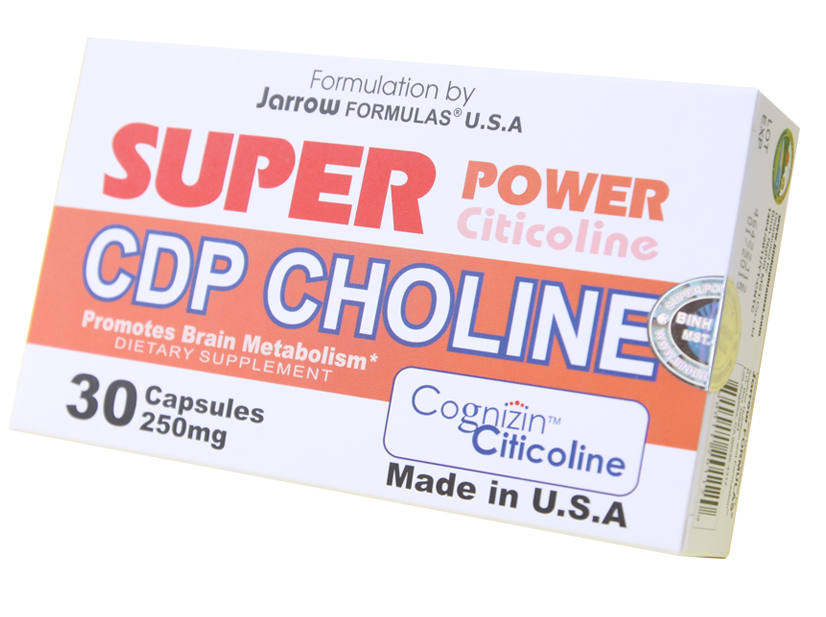 super power citicoline