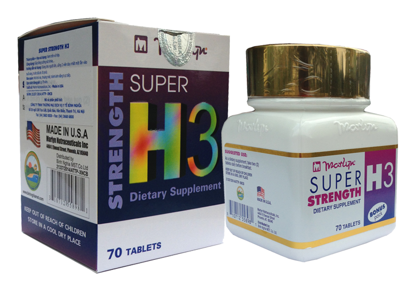 Super Strength H3