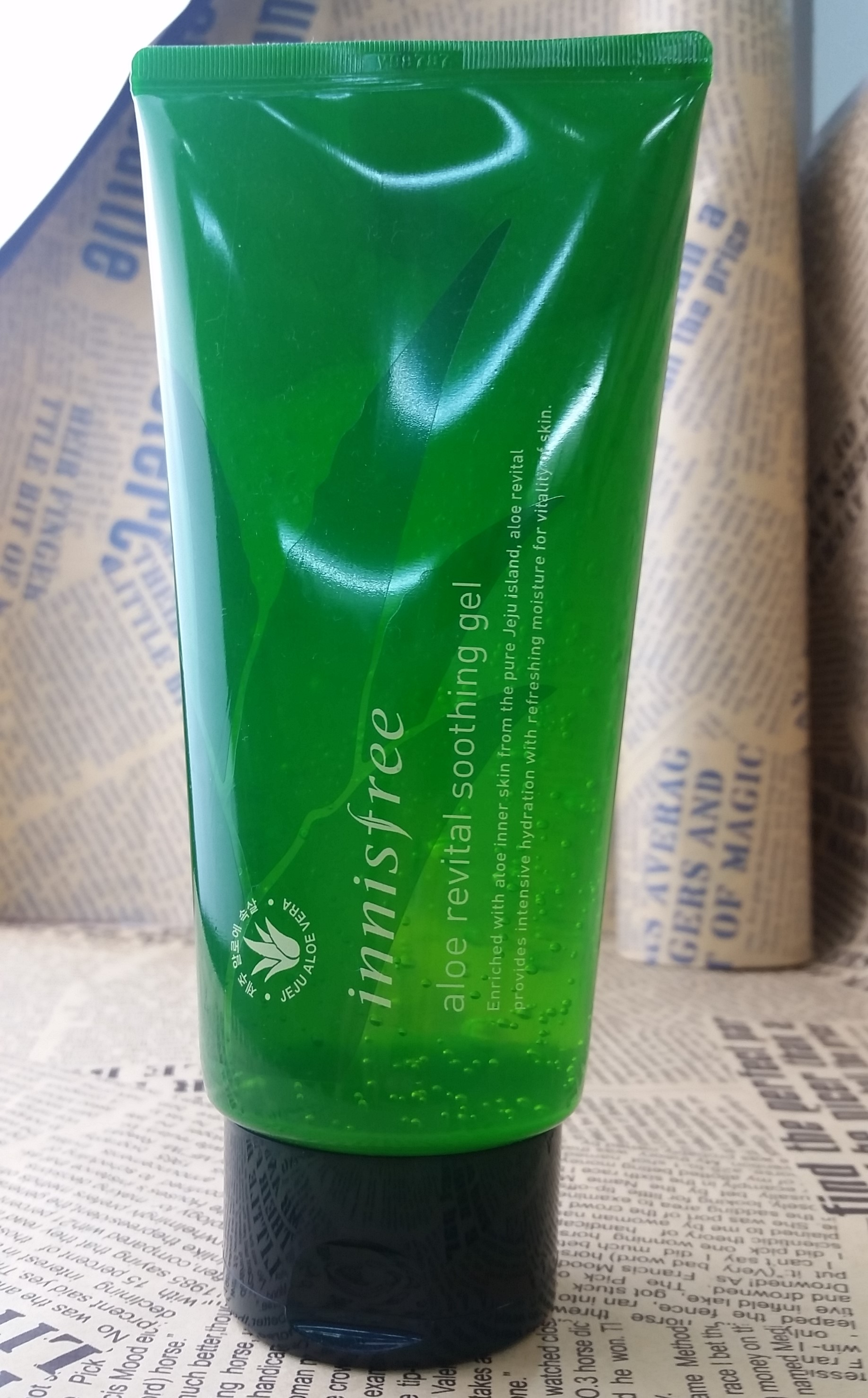 Gel Dng Th Lm Du Da Aloe Revital Soothing Innisfree Vera 300ml