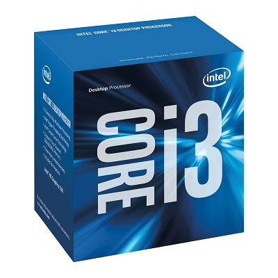 CPU INTEL CORE I3 - 6100
