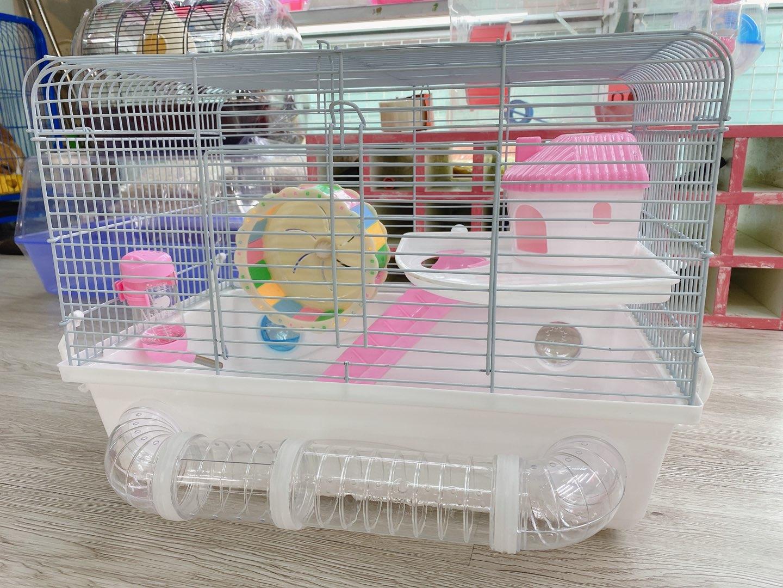 Lồng ống chui siêu bự cho hamster