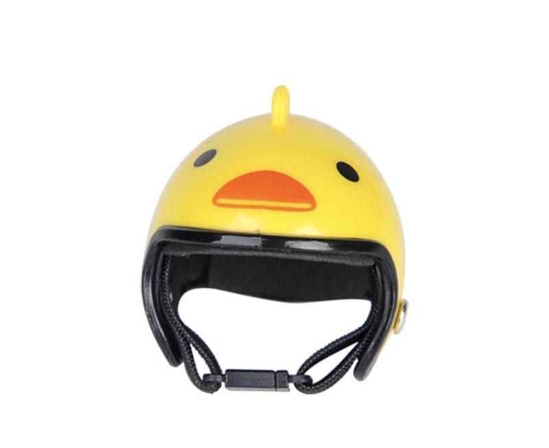 Mũ bảo hiểm siêu ngầu cho hamster