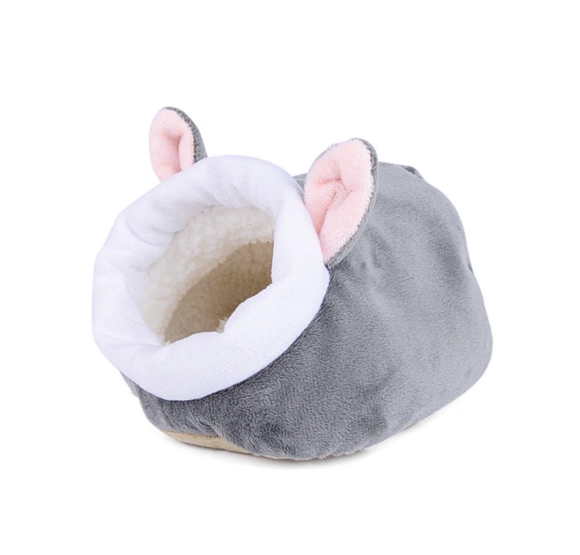 Nhà ngủ vải giữ ấm cỡ to cho hamster