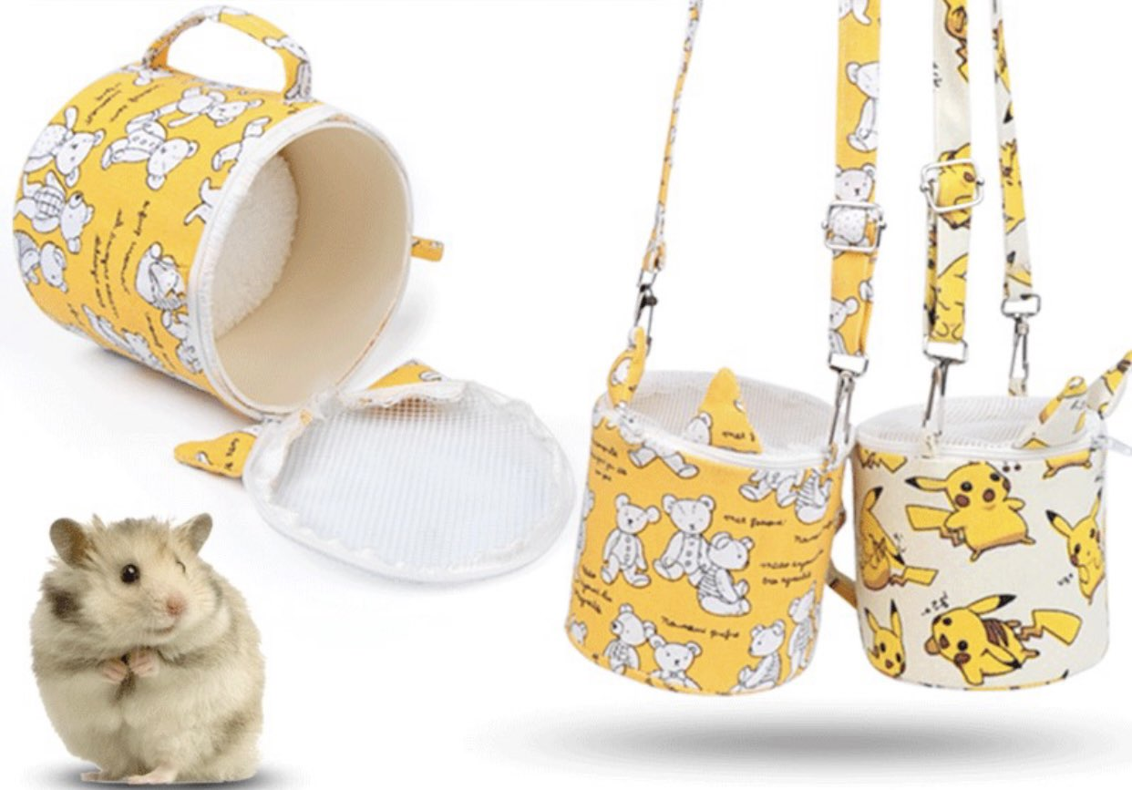 Túi đeo vận chuyển hamster