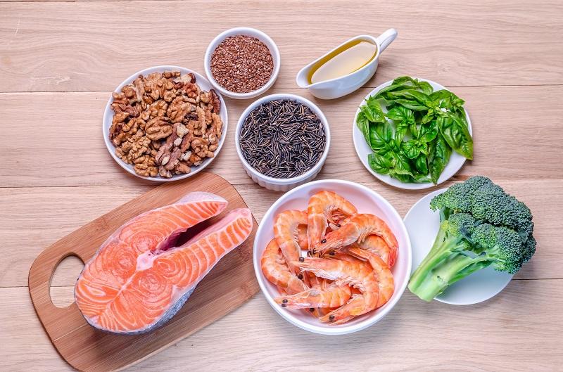 Kết quả hình ảnh cho thực phẩm giàu omega 3