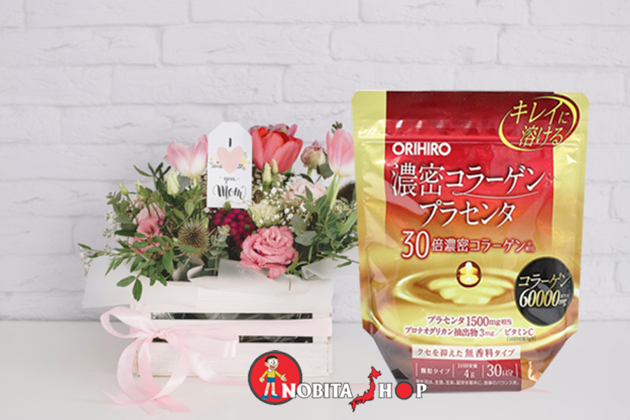 COLLAGEN NHAU THAI HEO ORIHIRO 60000MG