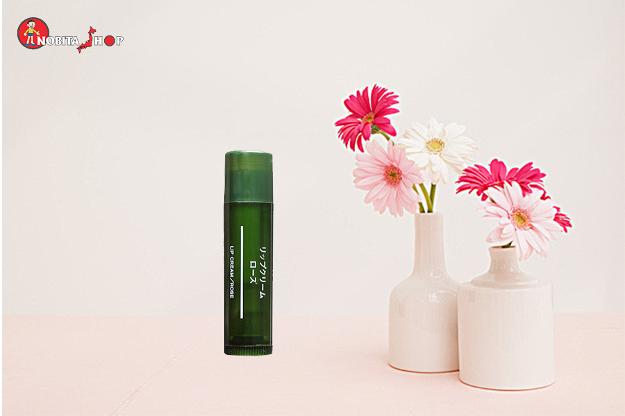 Son Dưỡng Muji Lip Cream Rose