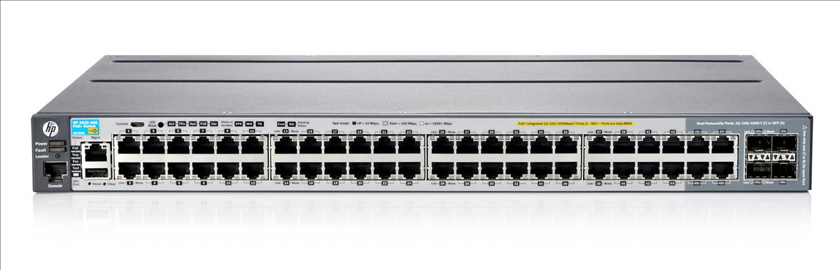 HPE Aruba Switch 2920- 48G PoE J9729A #ACJ