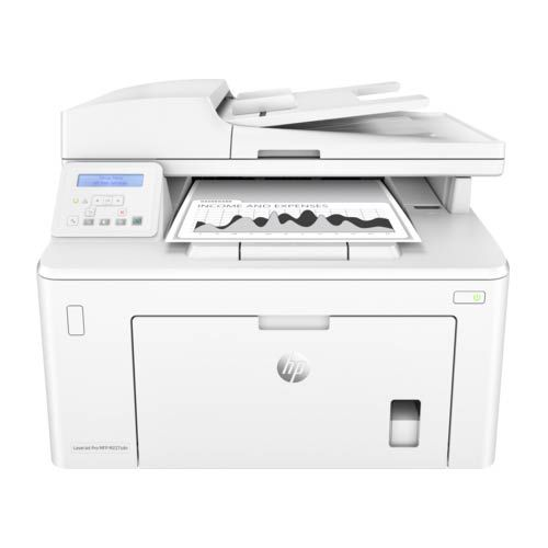 Máy In HP LaserJet Pro MFP M227sdn Printer