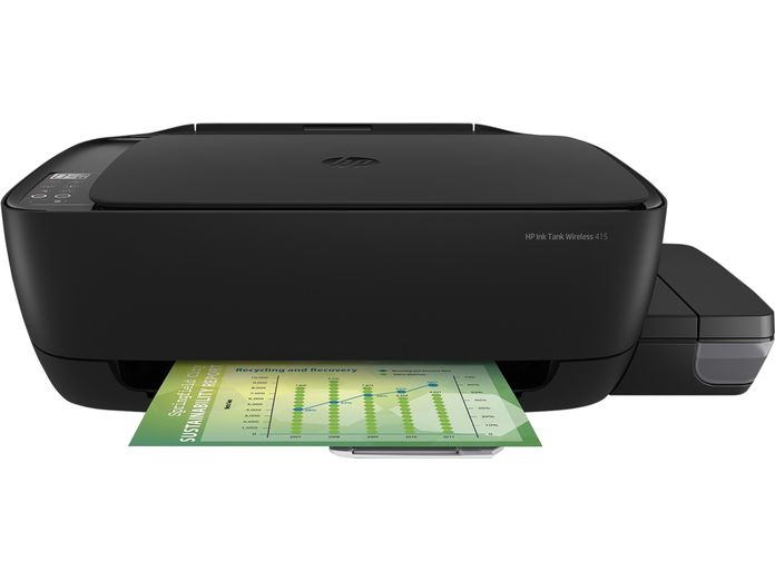 Máy in màu HP Ink Tank WL 415 AiO Printer, 1Y WTY_Z4B53A