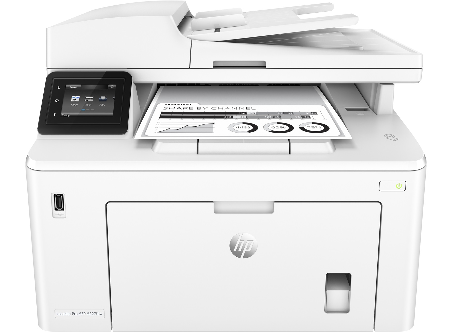 Máy In HP LaserJet Pro MFP M227fdw Printer
