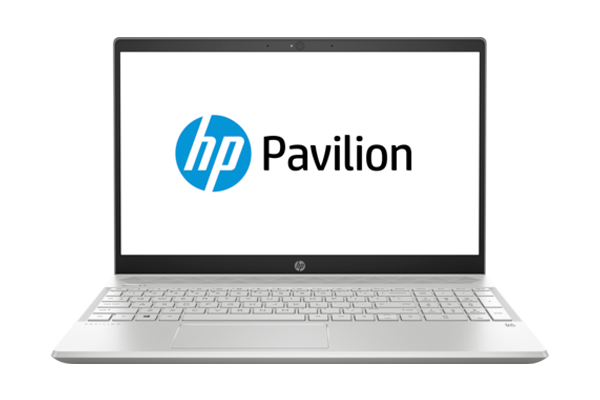 Laptop HP Pavilion 15-cs1009TU 5JL43PA - Gold