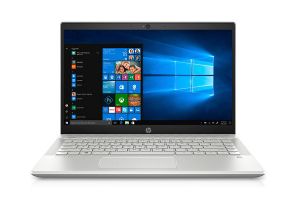 Laptop HP Pavilion 14-ce1008TU 5JN06PA - Gold