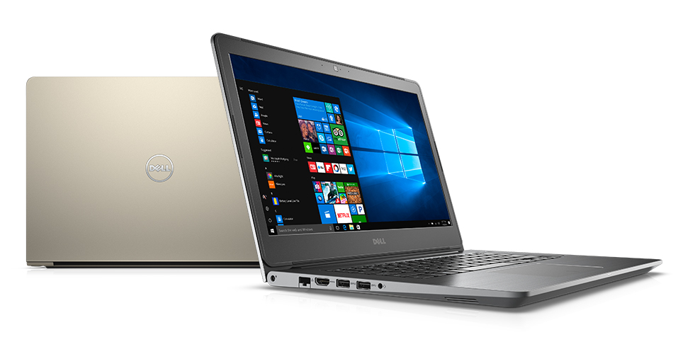 Laptop DELL Vos V5468 VTI35009-Gold