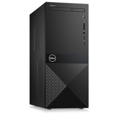PC Dell Vostro 3670MT i7-8700-MTI79016 (GEFORCE GTX1050)