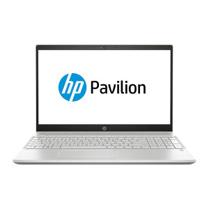 Laptop HP Pavilion 15-cs0103TX 4SQ43PA - Gold