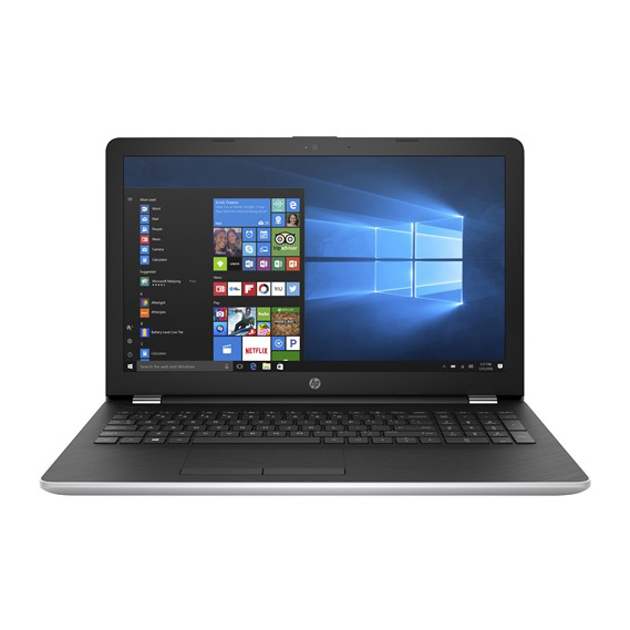 Laptop HP 15-da1030TX	5NM13PA - Silver