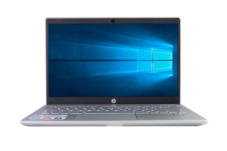 Laptop HP Pavilion 14-ce1014TU	5JN05PA - Gold