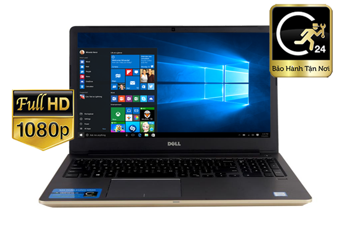 Laptop DELL Vos V5568 70134547 - Gold