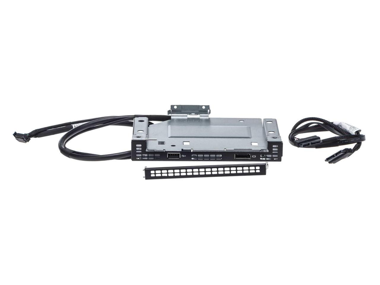 HPE DL360 Gen10 8SFF Display Port/USB/Optical Drive Blank Kit 868000-B21